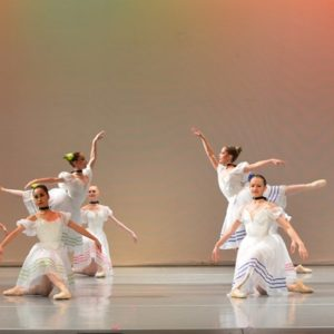 Choreography Project, What Goes Up Must Come Down, Andreina Hurtado, student choreographer
