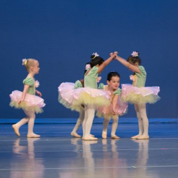 Is there an advantage to beginning early with Ballet Center of Houston?
