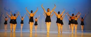 Original ballet in northwest Houston by Rebecca Webb