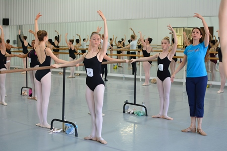 Ballet Summer Intensive Auditions   when, where, why?